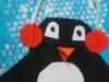 Zima w pracach dzieci gr. III