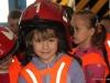 Wizyta dzieci w Straży Pożarnej