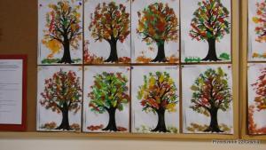 Jesienne drzewa gr. IV-3
