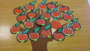 Owocowe witraże gr. IV