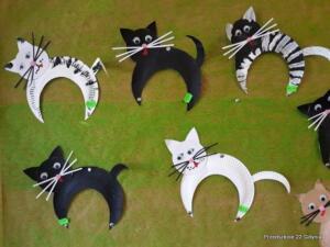 Koty - prace gr. I