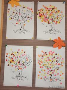 Jesienny las gr. IV