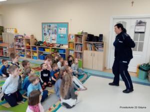 Bezpieczny przedszkolak w gr. IV