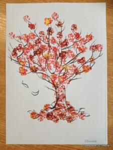 """""""Malowała jesień"""" w gr. III"""