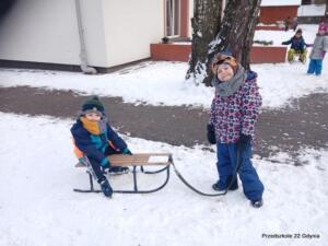 Zimowe szaleństwa gr. III