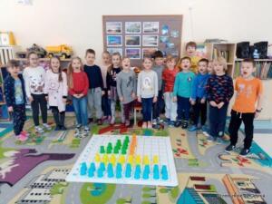Przedszkolaki kodują - gr. IV