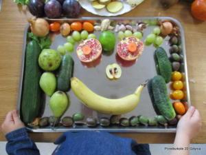 Warzywno - owocowe obrazy Starszaków